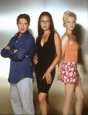 Nigel, Sydney and Claudia