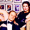 Frasier photo containing a portrait called Niles and Daphne