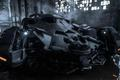 Official Batmobile Photo from Batman v Superman: Dawn Of Justice