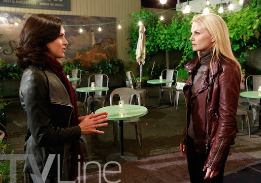Once Upon a Time 4.01 ''A Tale of Two Sisters''