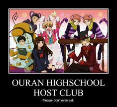 gioco di ruolo casuale wallpaper with Anime titled Ouran High school Host Club