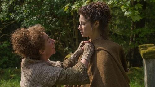 outlander serie de televisión 2014 fondo de pantalla called Outlander - 1x07 - The Wedding