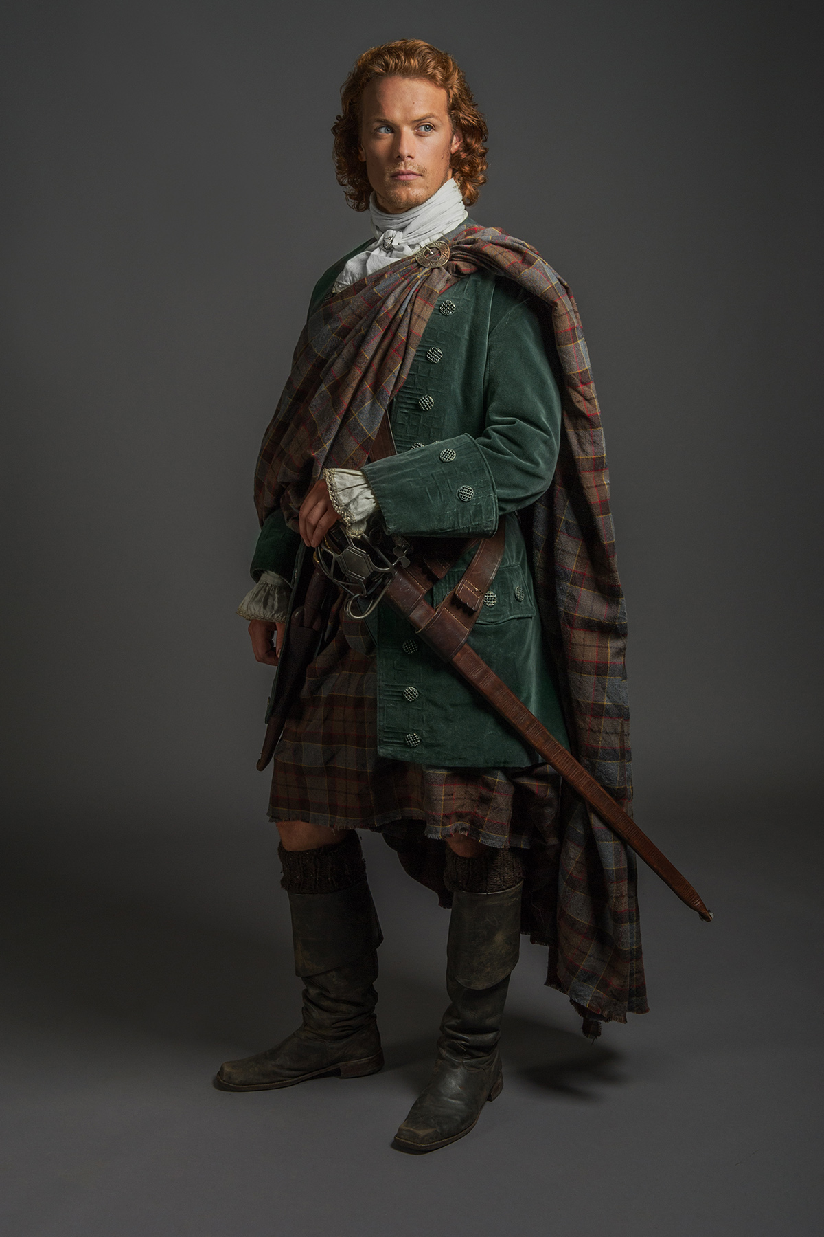 Outlander - 1x07 - The Wedding