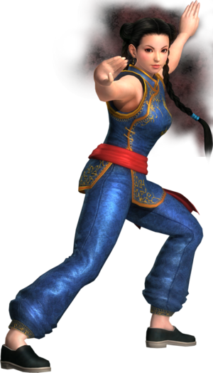 Pai Chan Virtual Fighter 5