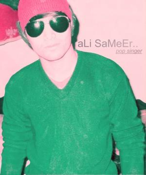 Pakistani Musician Ali Sameer