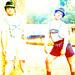 Paul Rudd and Seth Rogen - paul-rudd icon