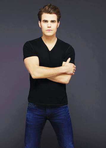 Paul Wesley wallpaper probably containing bellbottom trousers, a pantleg, and long trousers called Paul Wesley