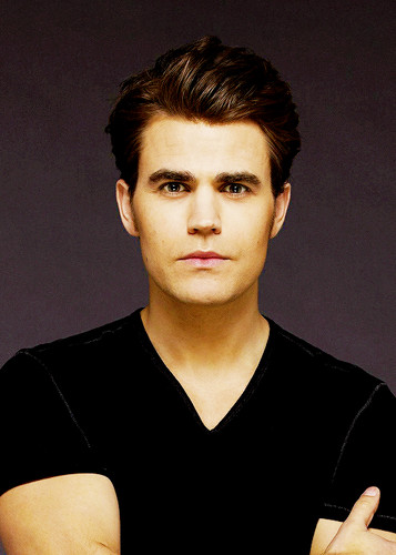 Paul Wesley wallpaper possibly containing a portrait titled Paul Wesley