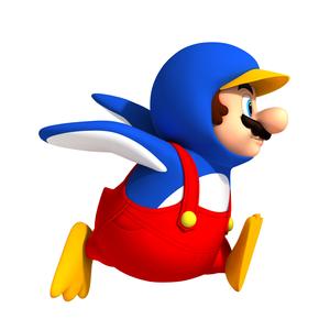 pingüino, pingüino de Mario