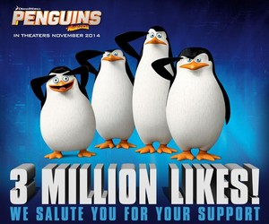 Penguins of Madagascar.
