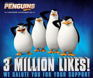 Penguins of Madagascar.