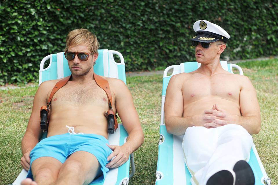 Play It Again, Dick images Play It Again, Dick - Ryan Hansen and Jason  Dohring HD wallpaper and background photos