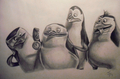 PoM - Hypnosis - penguins-of-madagascar fan art