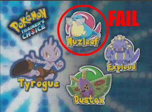 Pokemon Fail 3