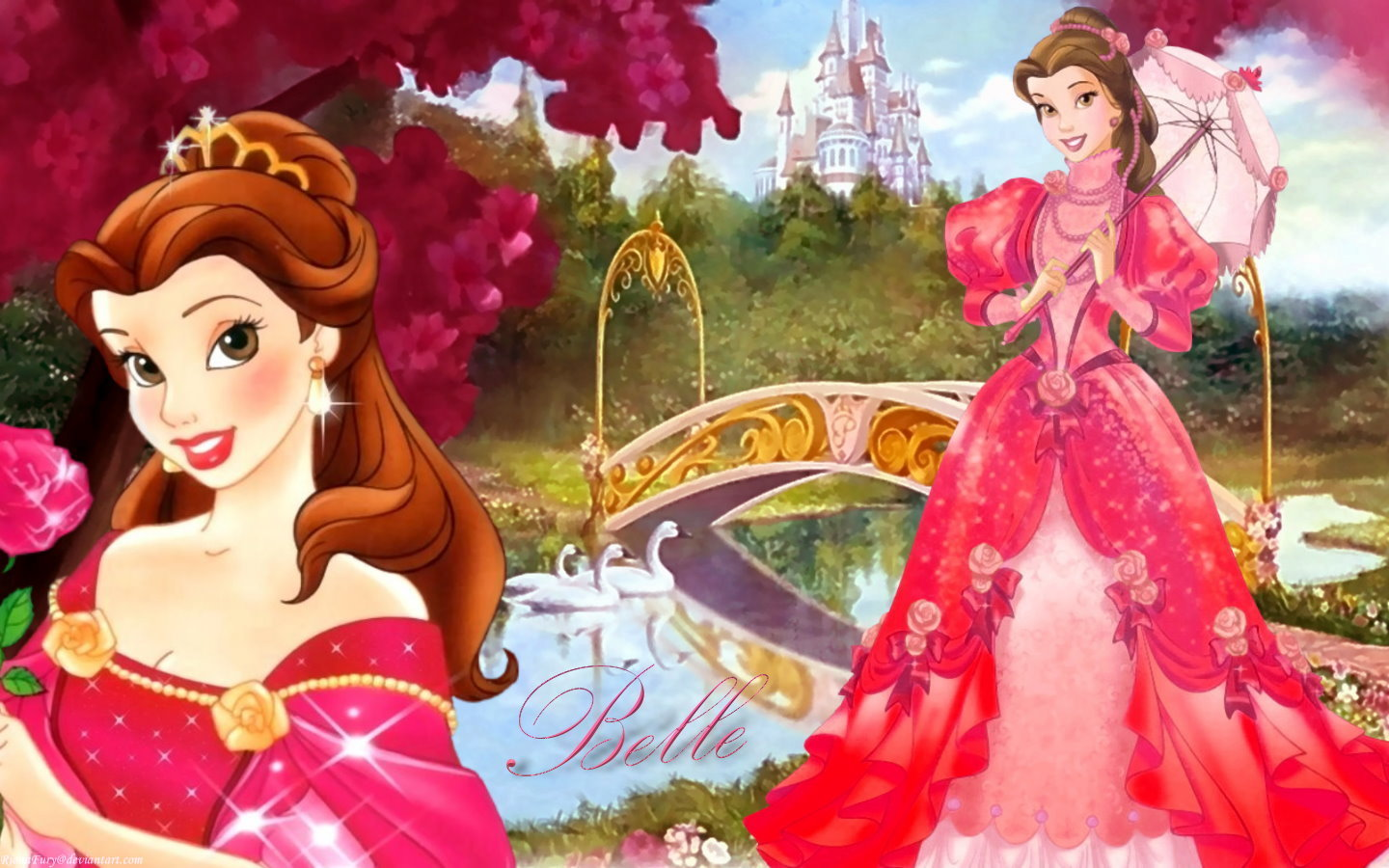Elinafairy Images Princess Belle HD Wallpaper And Background Photos