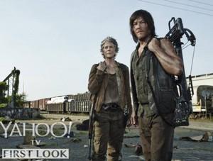 Promo Season 5 ~ Carol and Daryl