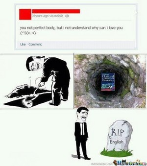 RIP English 3