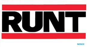 RUNT logo