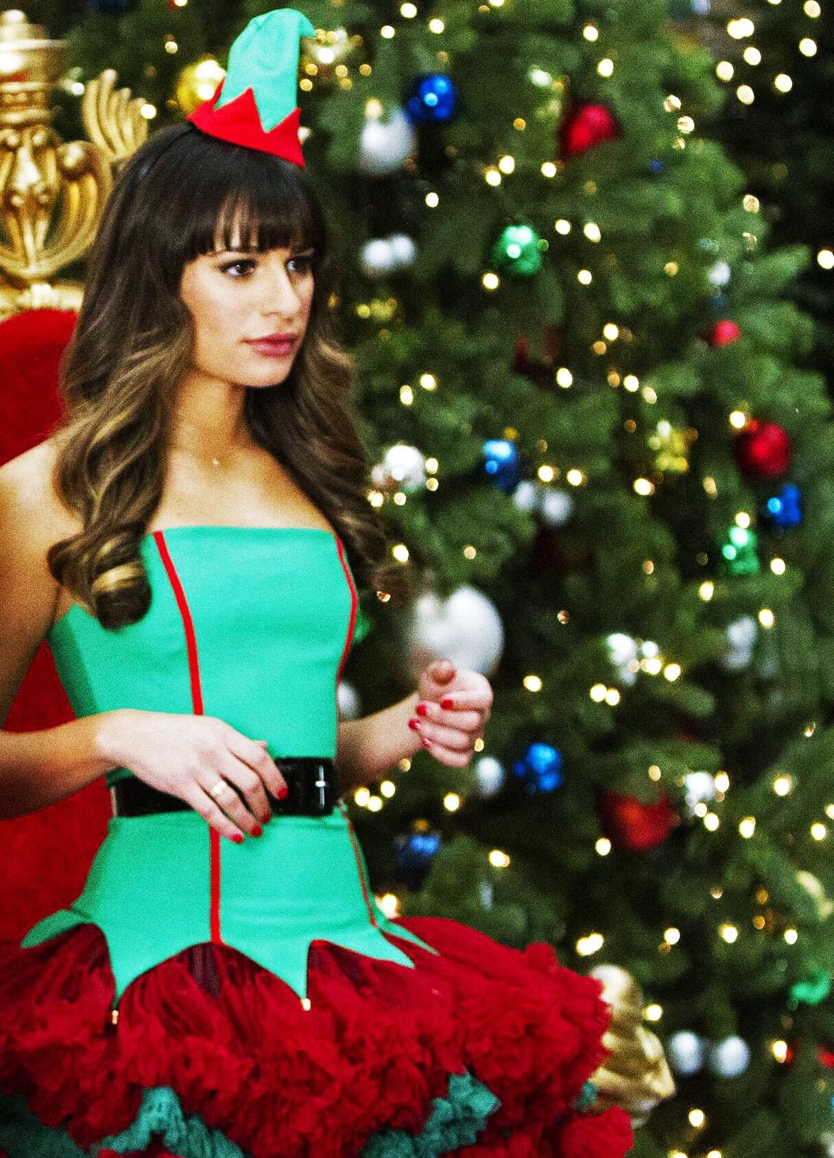 Rachel Berry Season 5