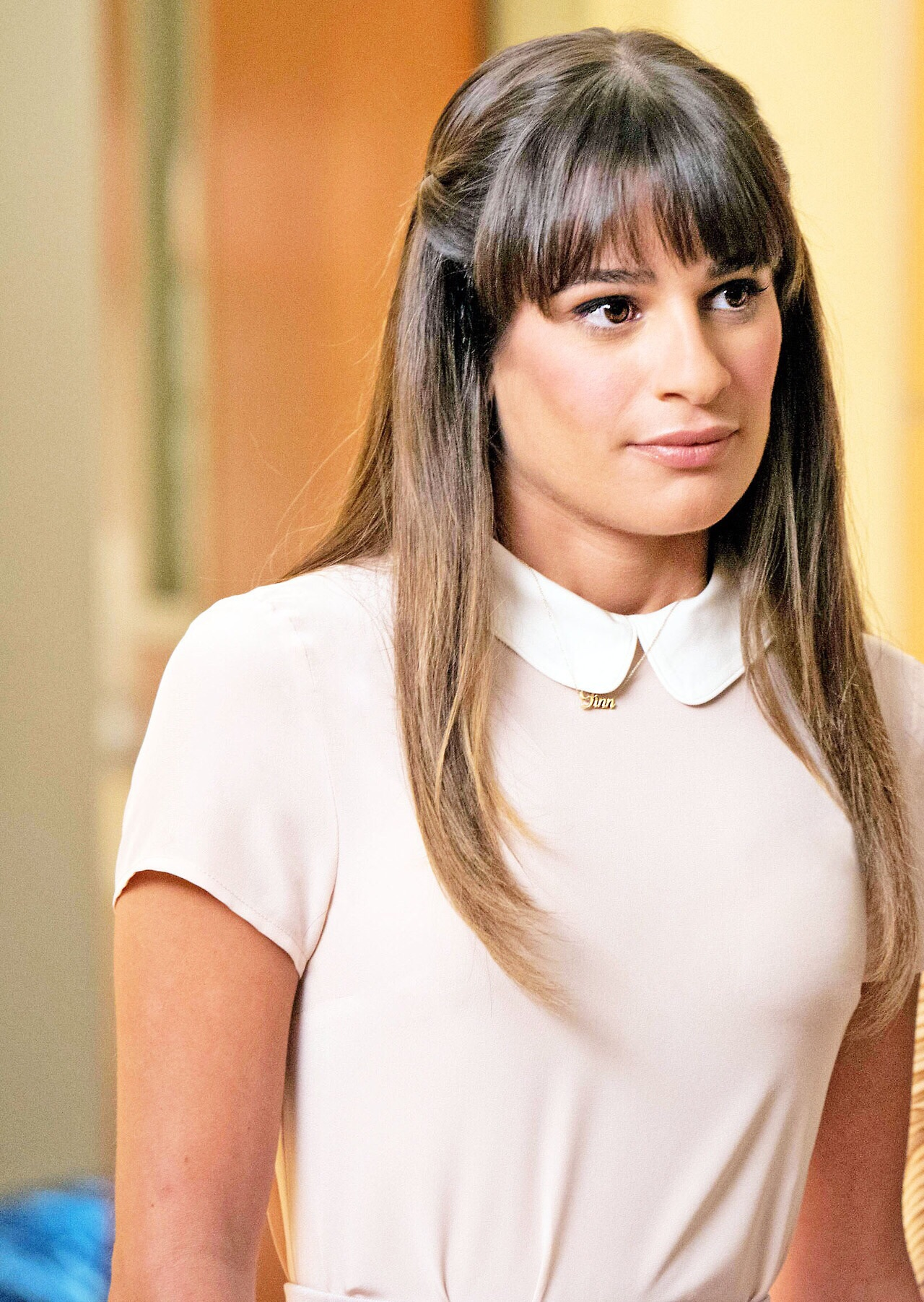 Rachel Berry 'The Quarterback'