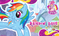 Rainbow dash mlp - my-little-pony-friendship-is-magic wallpaper