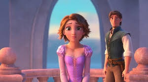 Rapunzel doesn't know if it's a Mason hater atau lover.