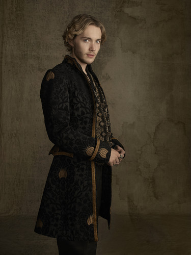Toby Regbo wallpaper entitled Reign / S.2 promo