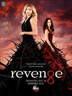 Revenge - Season 4 - New Poster