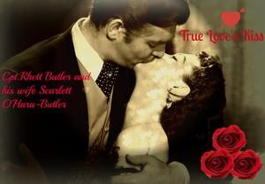 Rhett and Scarlett Butler