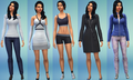 Rikki Daniels Sims 4 style - total-drama-island-fancharacters photo