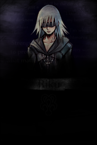 Kingdom Hearts wallpaper titled Riku Fanart