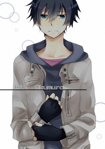 Rin Okumura 바탕화면 entitled Rin Okumura. <3