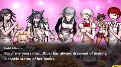 Dangan Ronpa hình nền with anime called SDR2 Screencap