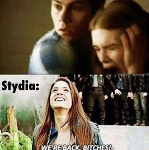 STYDIA fan we are back!!!