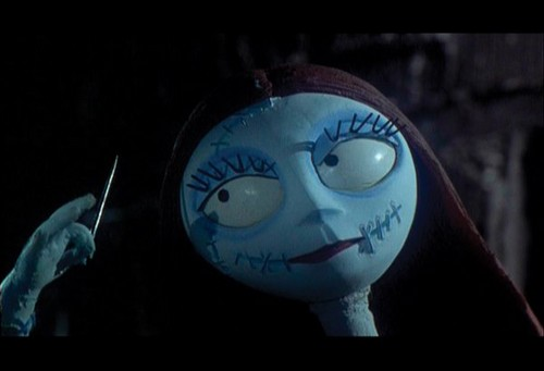 pahlawan film animasi masa kecil wallpaper entitled Sally (Nightmare Before Christmas)