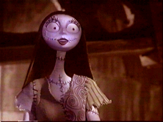 Sally (Nightmare Before Christmas) - Childhood Animated ...