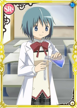 Sayaka The Scientist