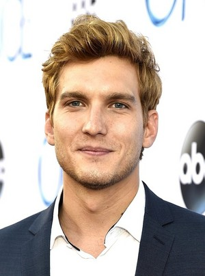 Scott Michael Foster at the Once Upon A Time Season 4 Premiere