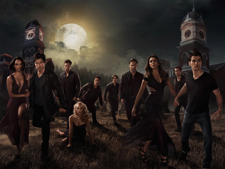 смотреть сериал дневники вампира. 6 сезон