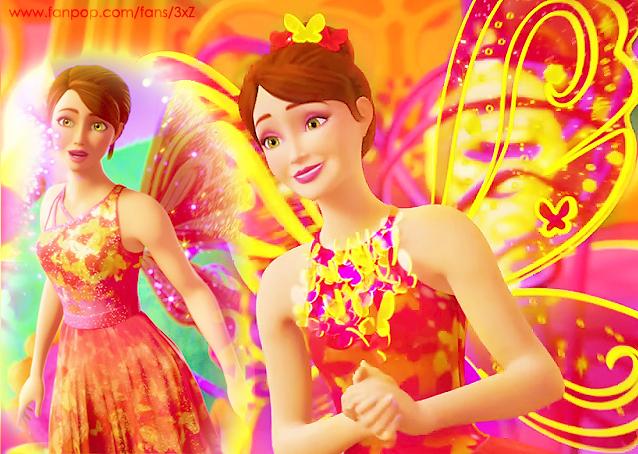 Secret Door - Nori the Fairy