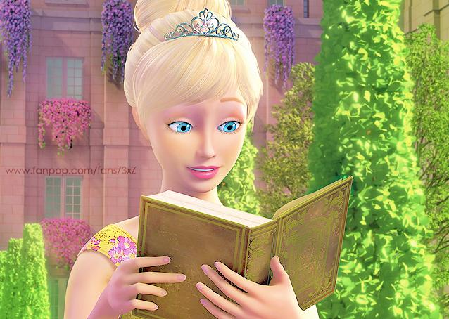 Secret Door - Princess Alexa