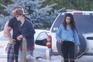 Selena Gomez, Justin Bieber ,Canada 2014