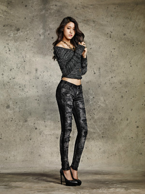 SeolHyun - Buckaroo Jeans Collection