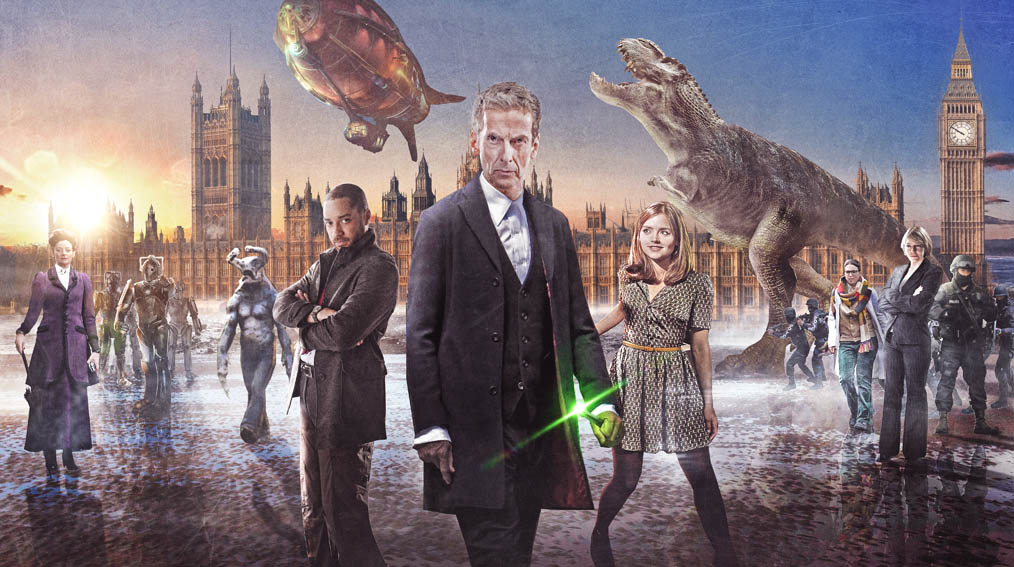 The Twelfth Doctor images Series Promo HD wallpaper and background ...