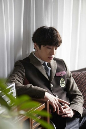 Seungyoon hot ~elite`school uniform`☜❤☞