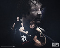 Shield Aftermath: Dean Ambrose - the-shield-wwe wallpaper