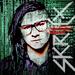 Skrillex         - music icon