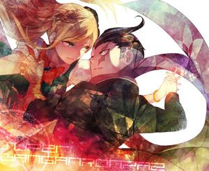 Sonia and Gundam