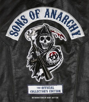 'Sons of Anarchy: The Official Collector's Edition' Cover