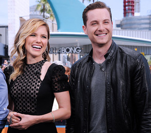 Sophia arbusto, bush and Jesse Lee Soffer
